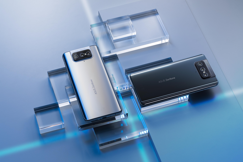 ASUS ZenFone 8 Flip: преемник Zenfone 7 с тройной камерой-перевертышем и топовым процессором Snapdragon 888 за 800