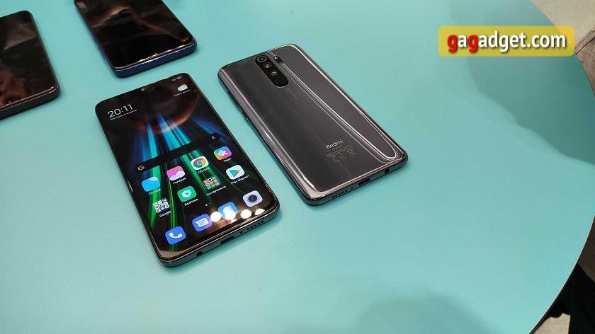 Xiaomi представила в Российской Федерации  смартфон Redmi Note 8 Pro