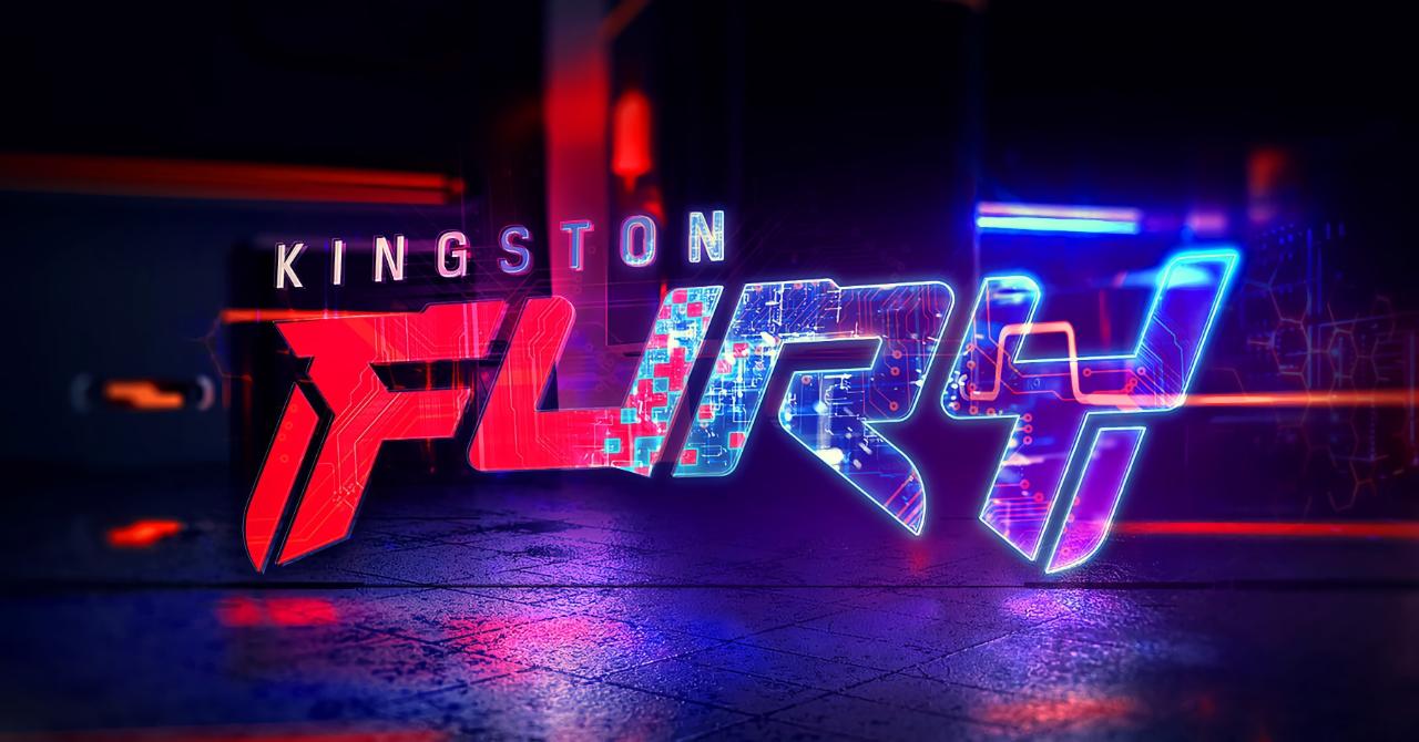Вместо HyperX: Kingston Technology анонсировала бренд Kingston FURY, под которым теперь будет выходить игровая память и SSD