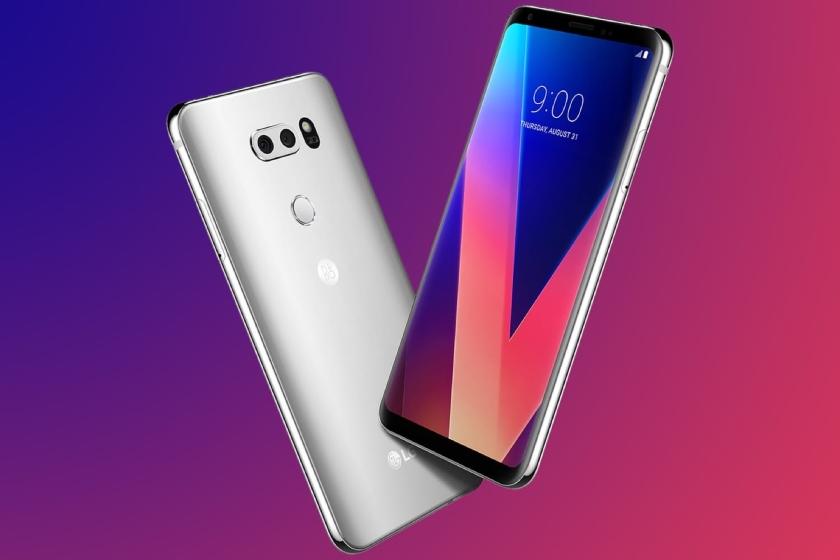 LG представит обновленную версию смартфона V30, оснащенную технологией Vision AI
