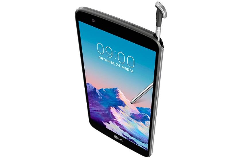 LG запатентовала стилус с двумя дисплеями и функциями смартфона