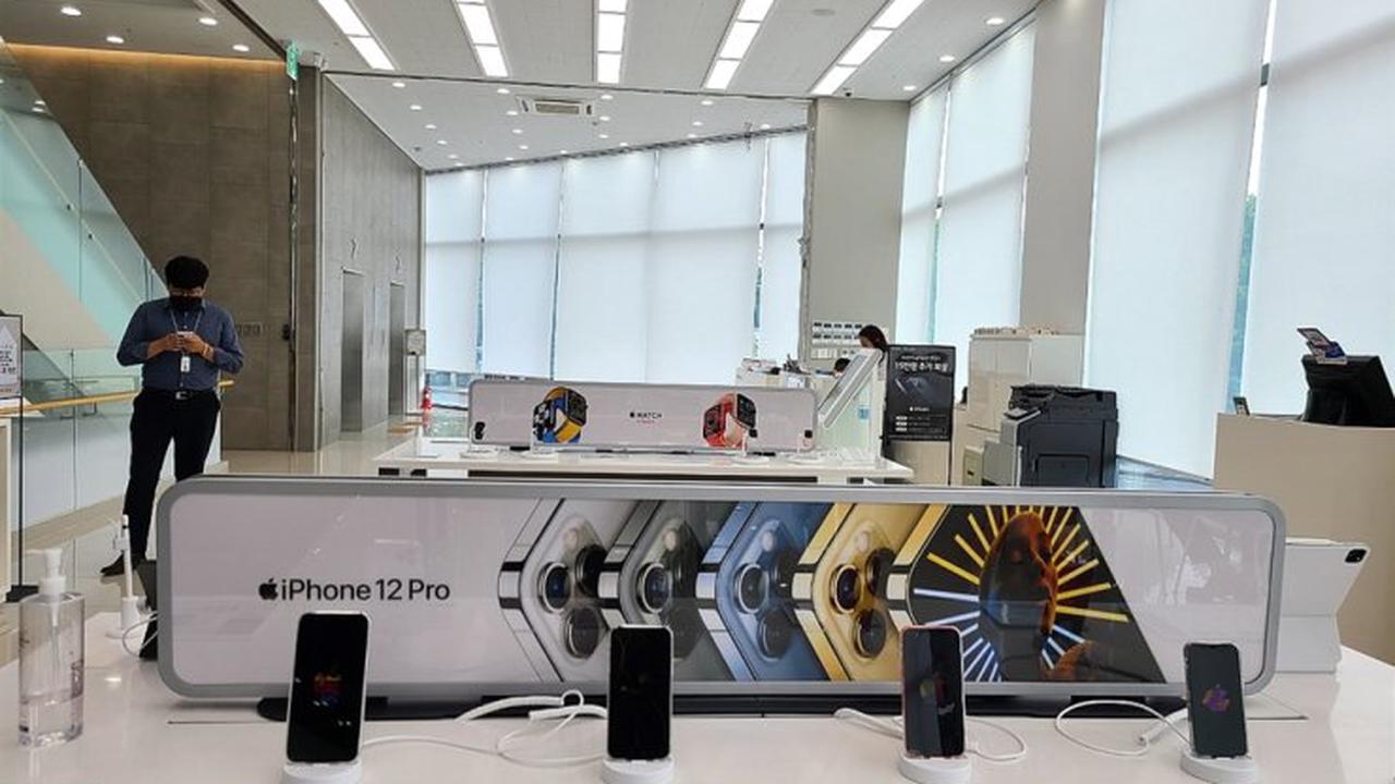Выкуси, Samsung: LG все же начала продавать iPhone, Apple Watch и iPad в своих фирменных магазинах