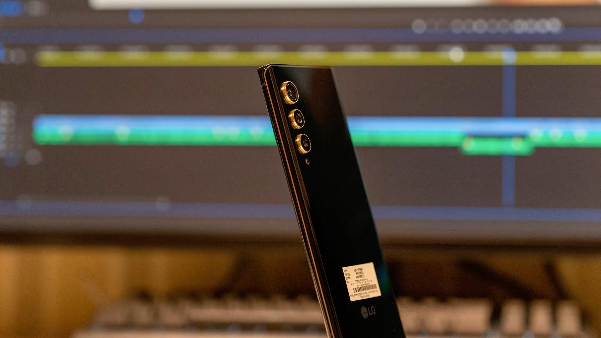 Смартфон, который вы никогда не купите: LG Velvet 2 Pro появился на видео