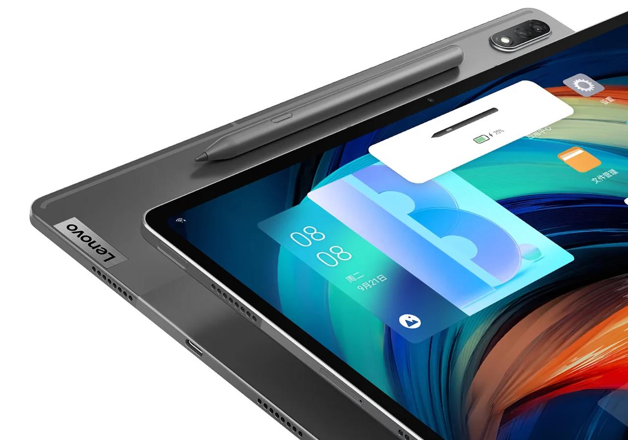 Lenovo готовит к выходу планшет Xiaoxin Pad Pro с экраном на 12.6 дюймов и чипом Qualcomm Snapdragon 870