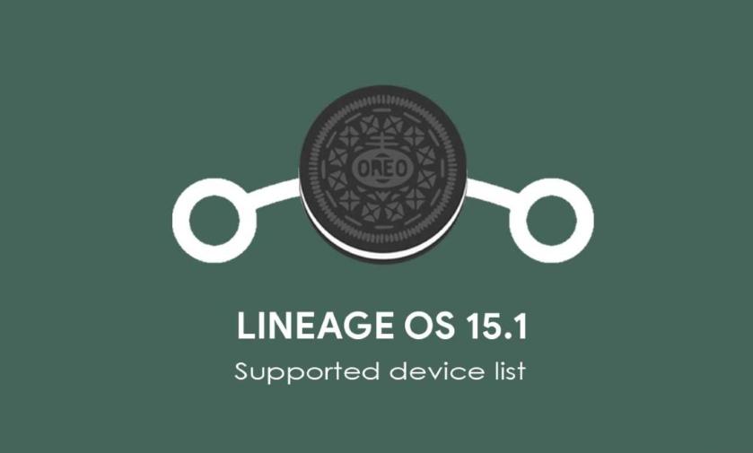 Разработчики LineageOS представили Android 8.1 Oreo для нескольких старых смартфонов