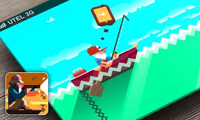 Игры для iOS. Обзор Ridiculous Fishing
