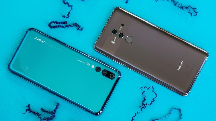Статьи про Huawei Mate 10 Pro