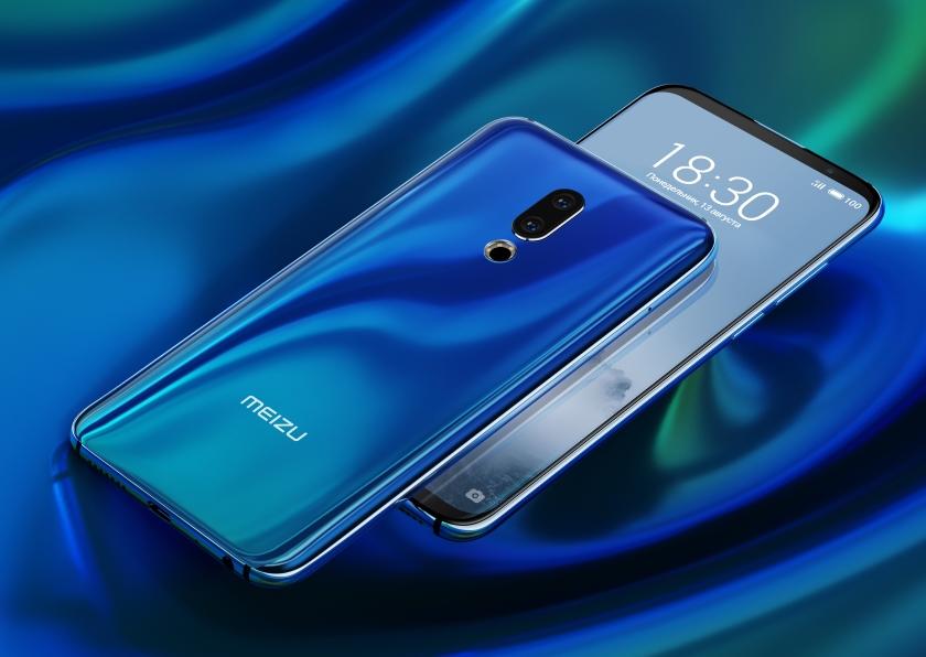 CEO Meizu: флагман Meizu 16s получит чип Snapdragon 855 и модуль камеры Sony IMX850