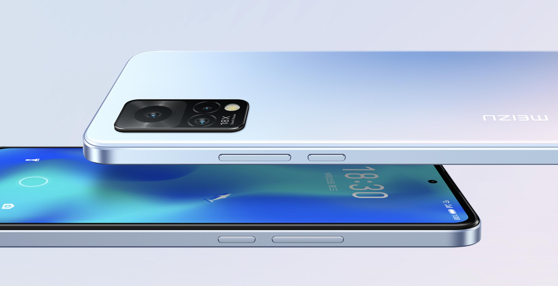 Meizu 18x: OLED-экран на 120 Гц, чип Snapdragon 870, тройная камера на 64 МП и корпус с плоскими краями в стиле iPhone 13