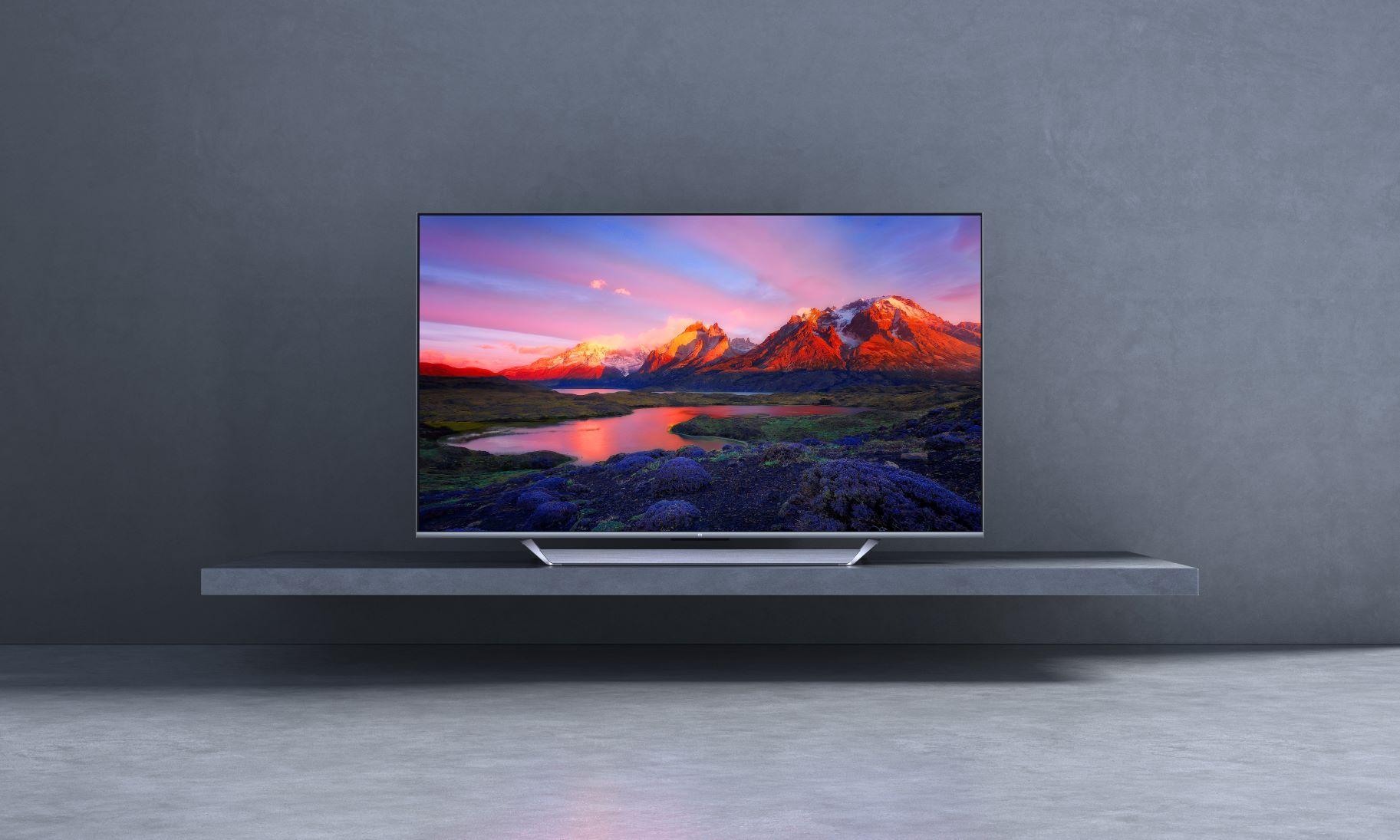 В Украине стартуют продажи 75-дюймового смарт-телевизора Xiaomi Mi TV Q1: новинку можно купить со скидкой в 5000 грн