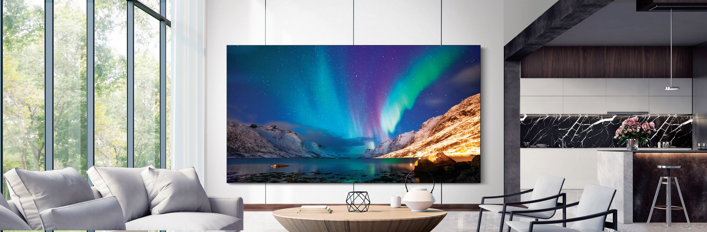 Больше, чем просто телевизоры: Samsung представила модели 2021 года MICRO LED и Neo QLED