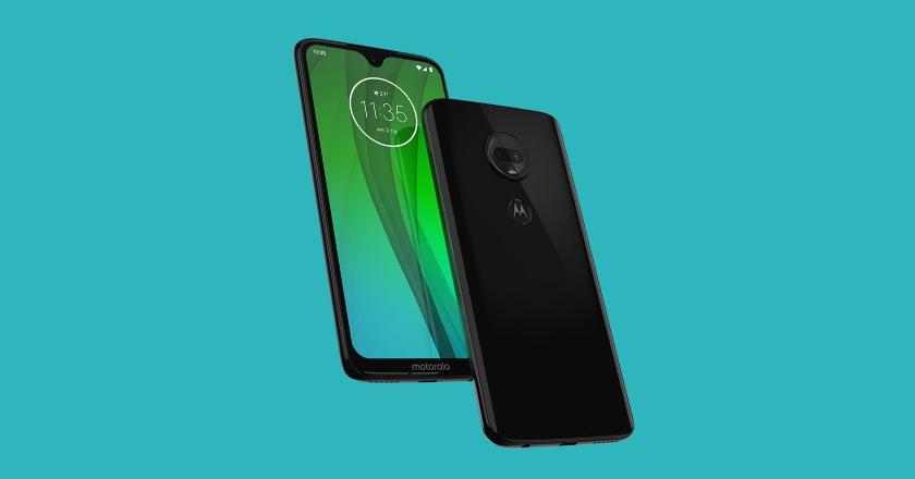 Новый смартфон корпорации Motorola для макро-съёмки