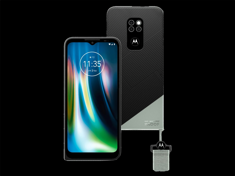 В сеть утекли изображения, характеристики и цены защищённого смартфона Motorola Defy 2021