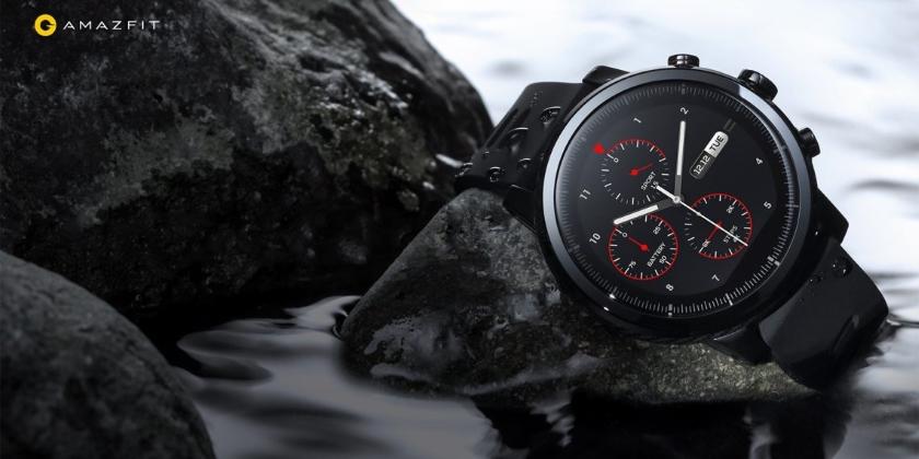 Компания Huami 17 сентября покажет новые «умные» часы Amazfit