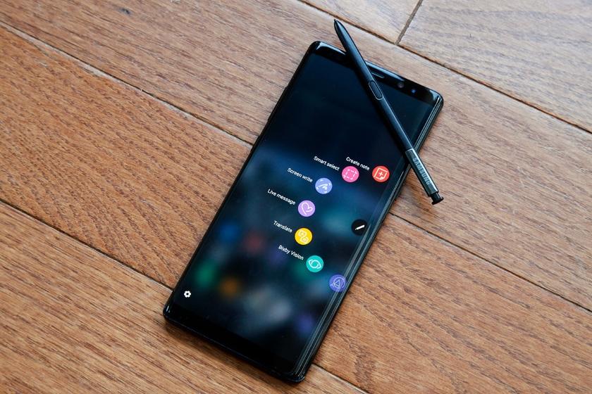 Фаблет Galaxy Note 9 на новом рендере: Note 8 с минимальными изменениями в дизайне