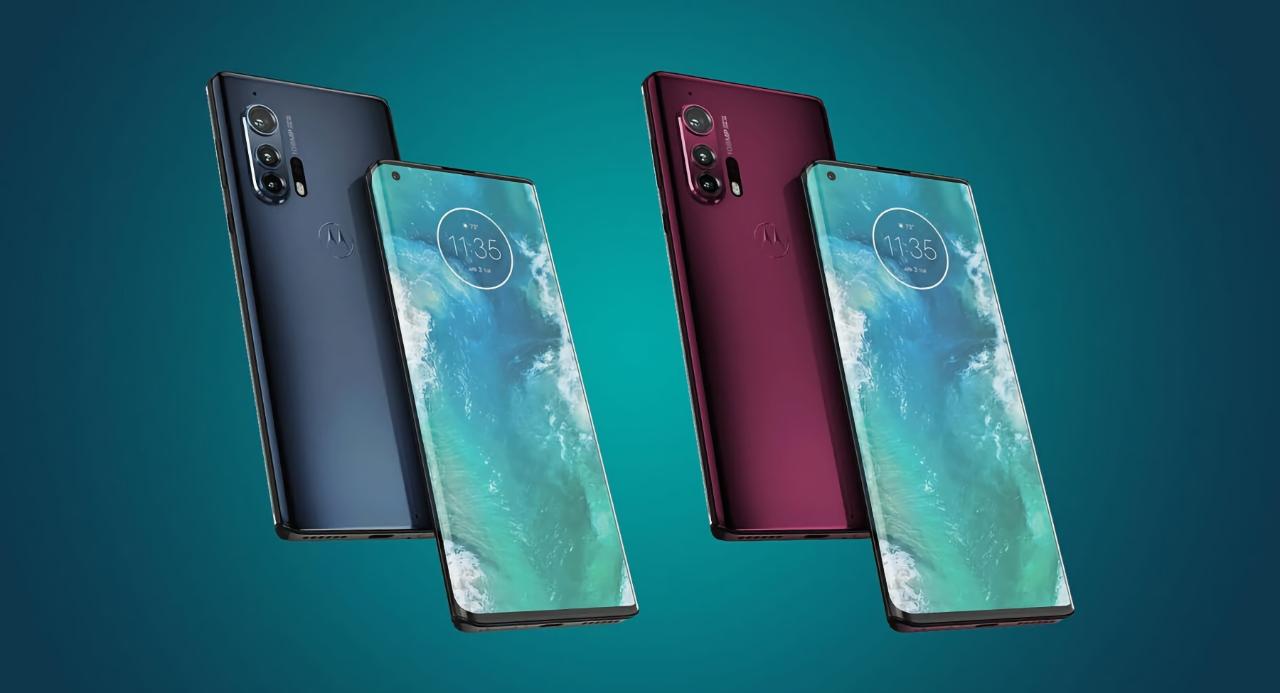 Новые смартфоны линейки Motorola Edge будут работать на чипах Snapdragon 778G и Snapdragon 865/870