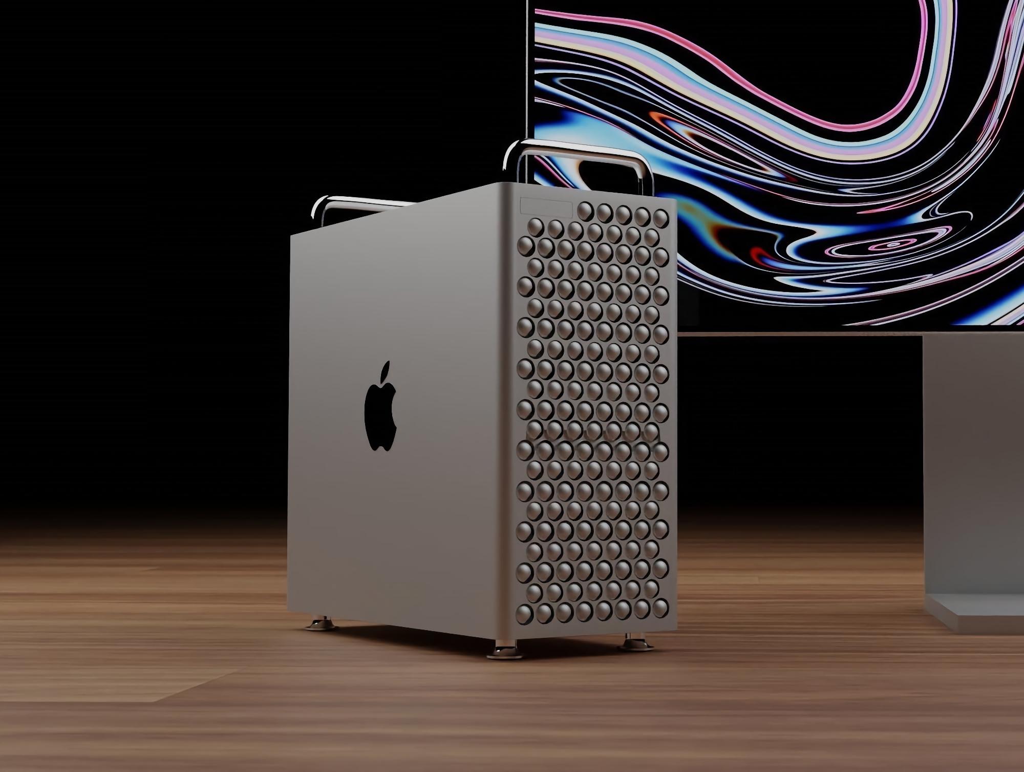 Марк Гурман: Apple работает над новым Mac Pro с фирменным чипом на борту, который будет мощнее M1 Max