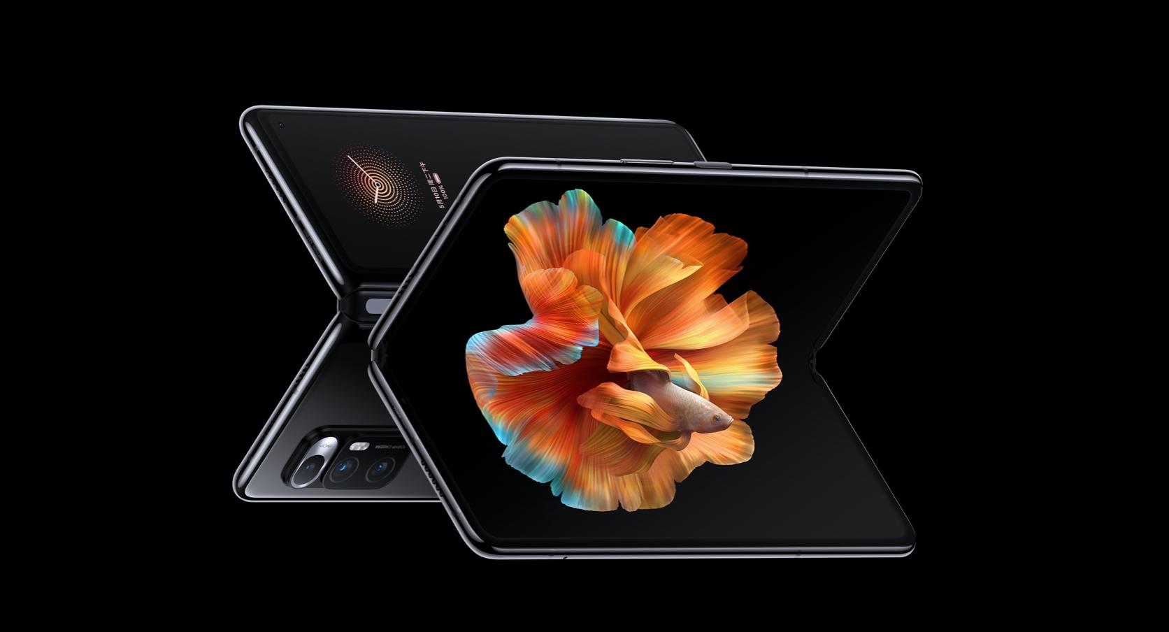 Xiaomi уже работает над новым Mi Mix Fold: смартфон получит чип Snapdragon 888, камеру на 108 МП и дисплей Samsung на 120 Гц