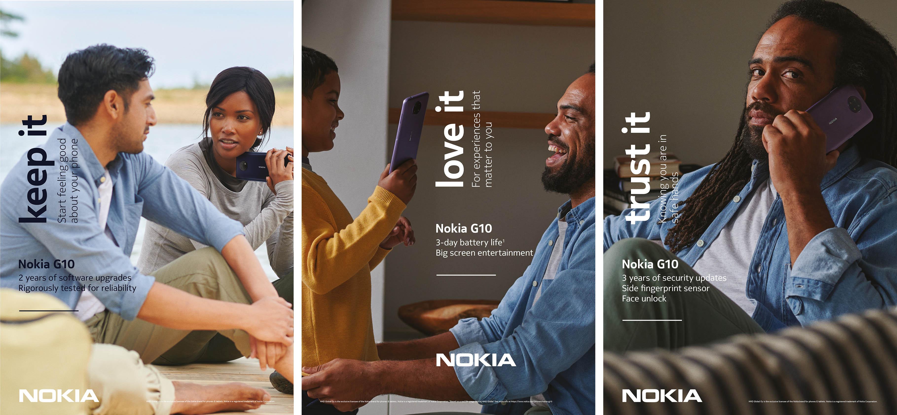 Nokia G20 и Nokia G10: бюджетные смартфоны с процессорами MediaTek и емким аккумулятором от 140