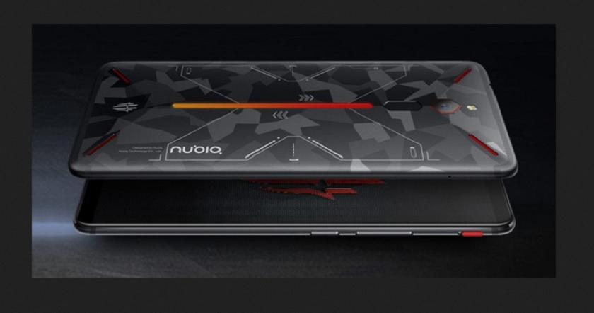 Геймерский смартфон Nubia Red Magic вышел в камуфляжной расцветке, и новая версия еще дешевле