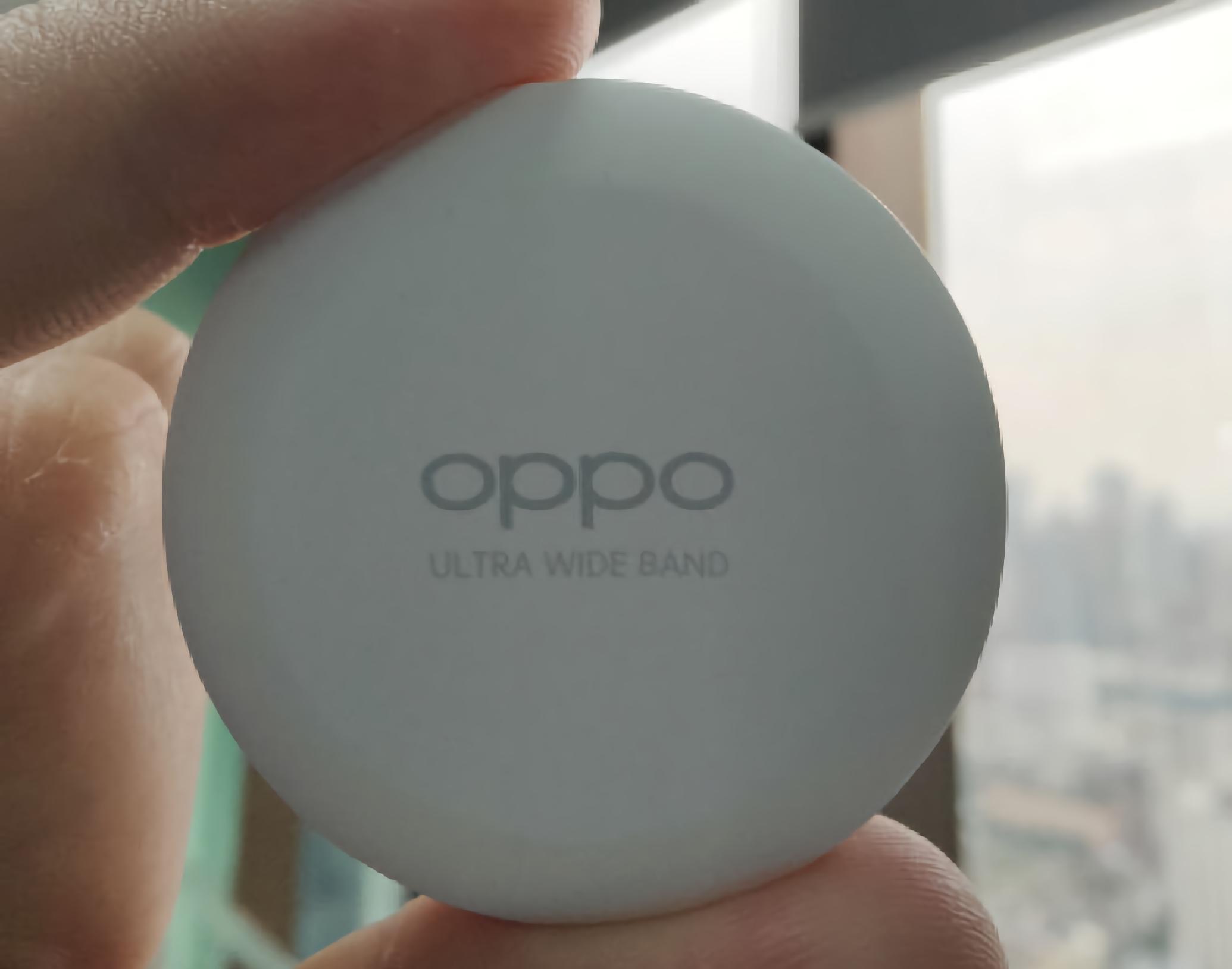 Конкурент Apple AirTag и Samsung Galaxy SmartTag: метка OPPO Smart Tag появилась на живых фотографиях