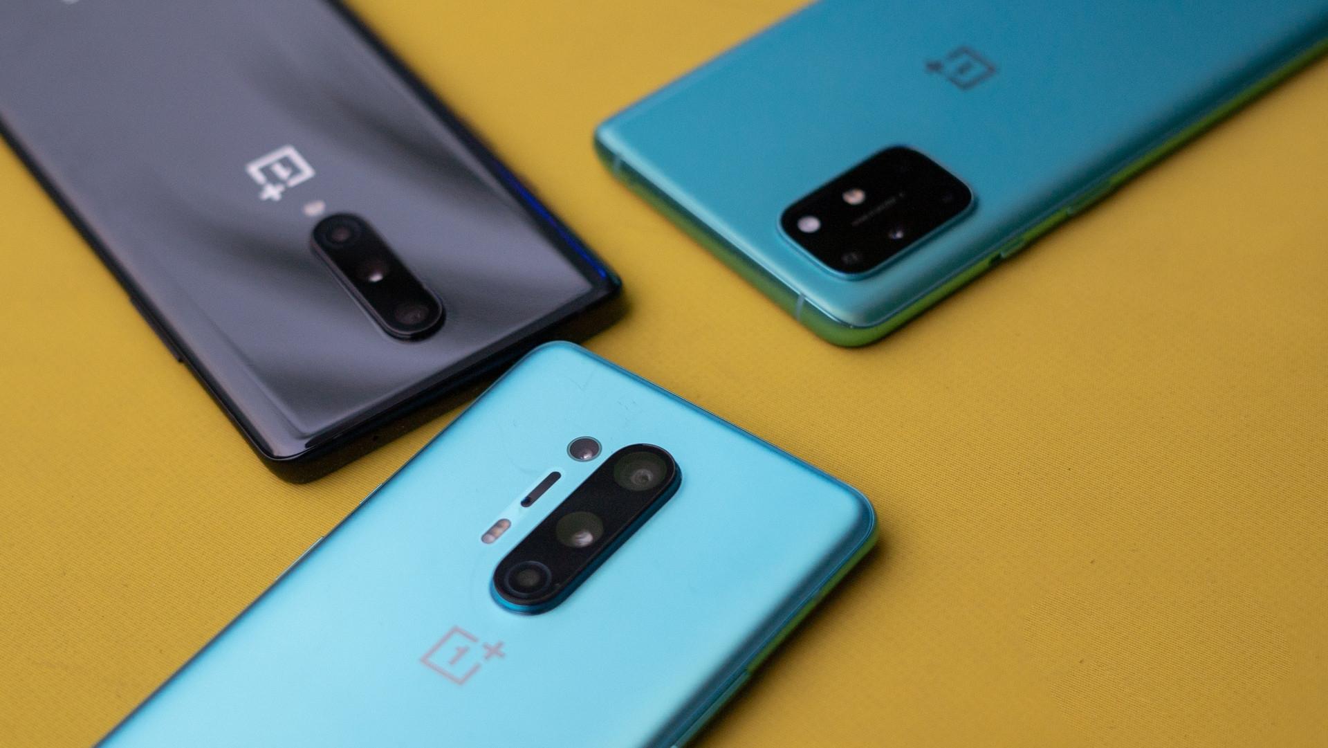 OnePlus 8, OnePlus 8 Pro и OnePlus 8T получили новую бета-версию OxygenOS