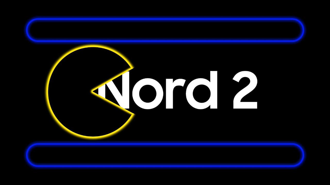 OnePlus готовит к выходу новую версию смартфона OnePlus Nord 2, она будет посвящена игре Pac-Man