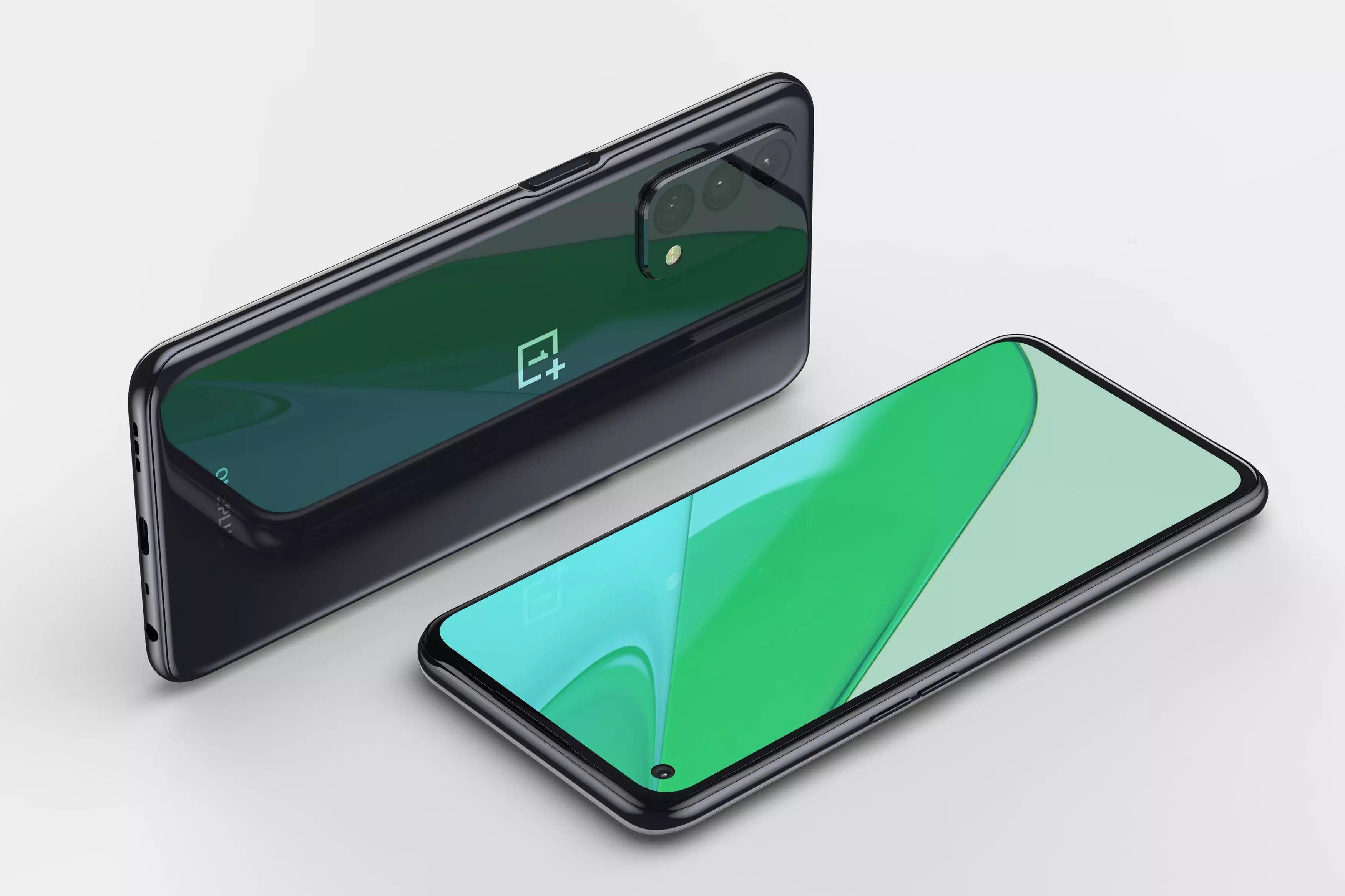 Бюджетник OnePlus Nord N200 5G появился на официальном изображении с дизайном, как у OnePlus 9