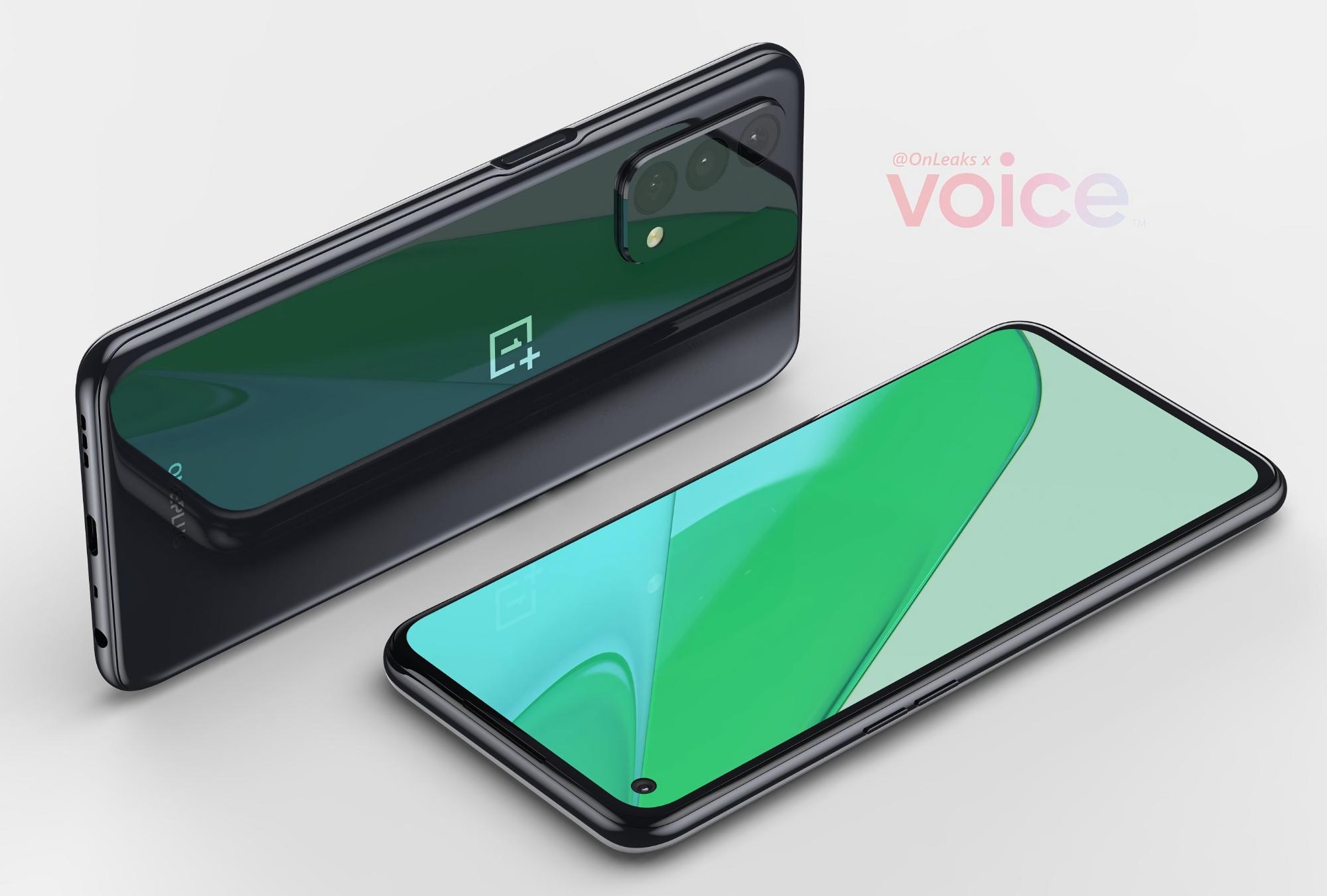 В сеть утекли подробные характеристики OnePlus Nord CE 5G: экран на 90 Гц, чип Snapdragon 750G, зарядка на 30 Вт и тройная камера на 64 МП