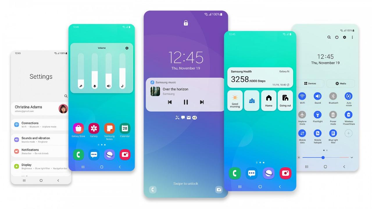 Samsung рассказала когда и какие устройства Galaxy получат One UI 3.0 с Android 11 в Европе