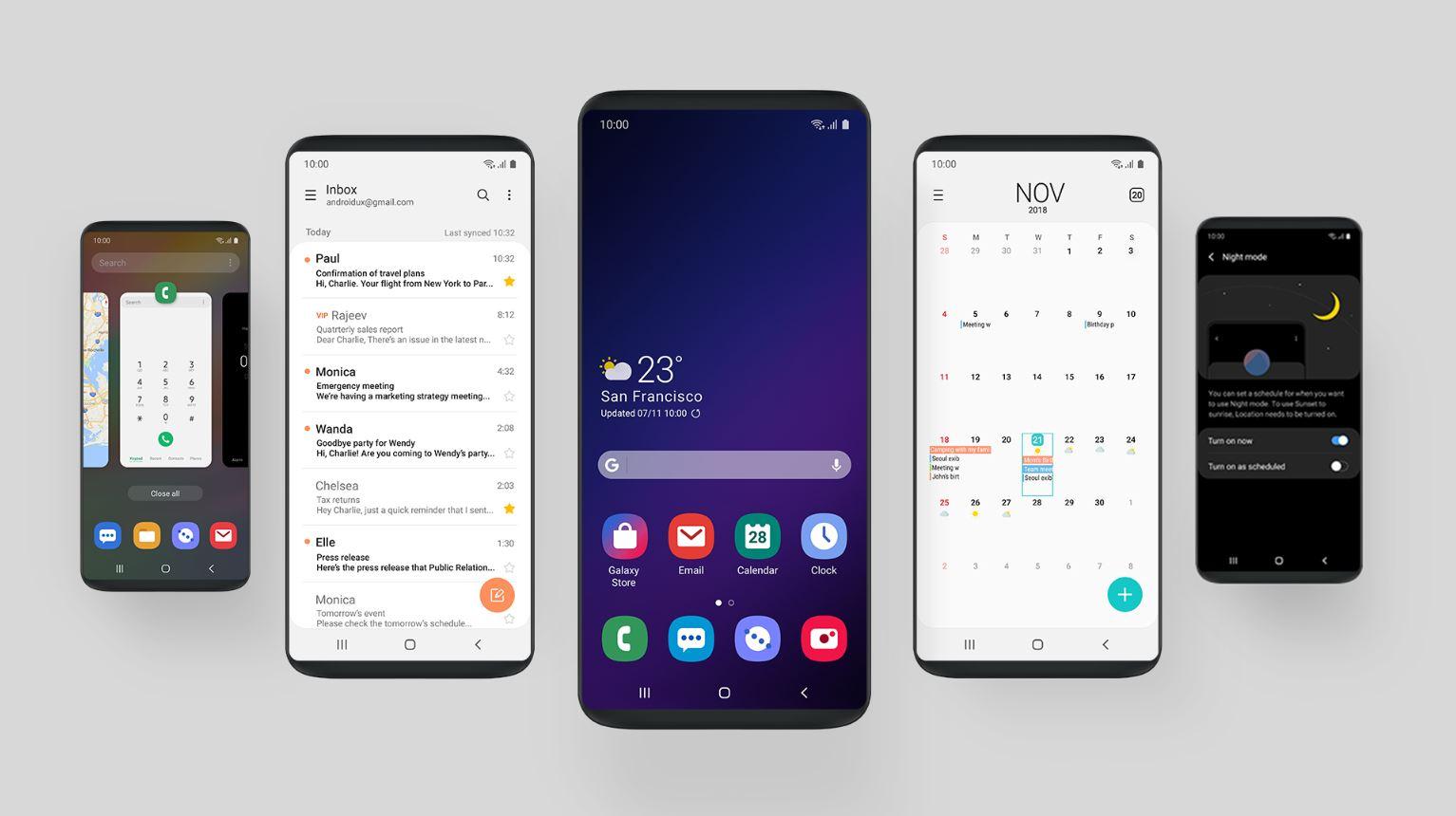 Samsung уже тестирует оболочку One UI 3.1.1: её выпустят для Galaxy S21, Galaxy S21 и Galaxy S21 Ultra в конце августа