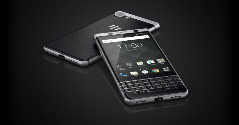BlackBerry KEYone уже в ближайшее время обновится до Android Oreo
