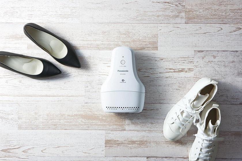 Panasonic выпустила электронный дезодорант для обуви MS-DS100