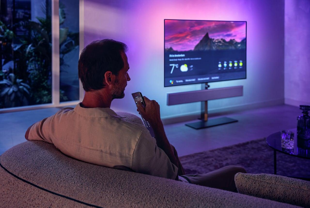 Телевизоры Philips второй половины 2021 года: поддержка HDMI 2.1, 4-сторонний Ambilight и OLED нового поколения с защитой от выгорания