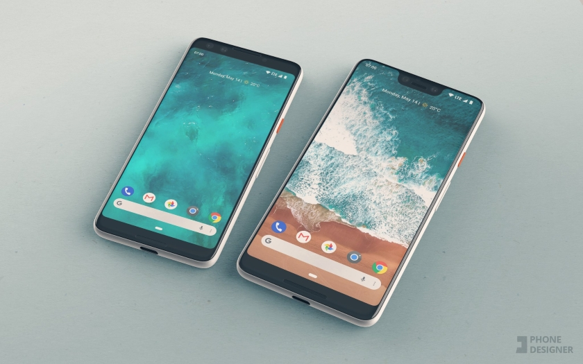 Google будет делать Pixel 3/3 XL на заводах Foxconn