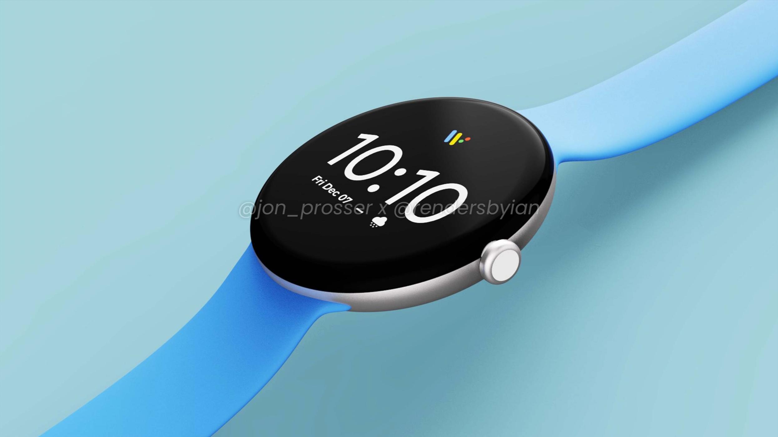 Инсайдер: Google отложила выход смарт-часов Pixel Watch