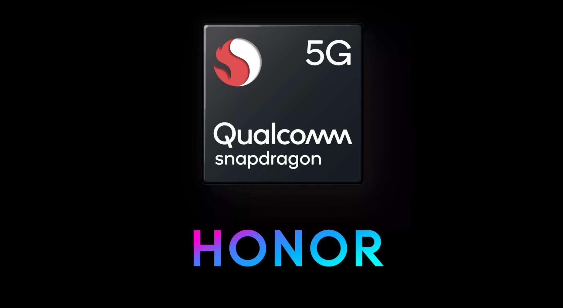 Слух: процессор Qualcomm Snapdragon 888 Pro (aka Snapdragon 888) станет эксклюзивом Honor