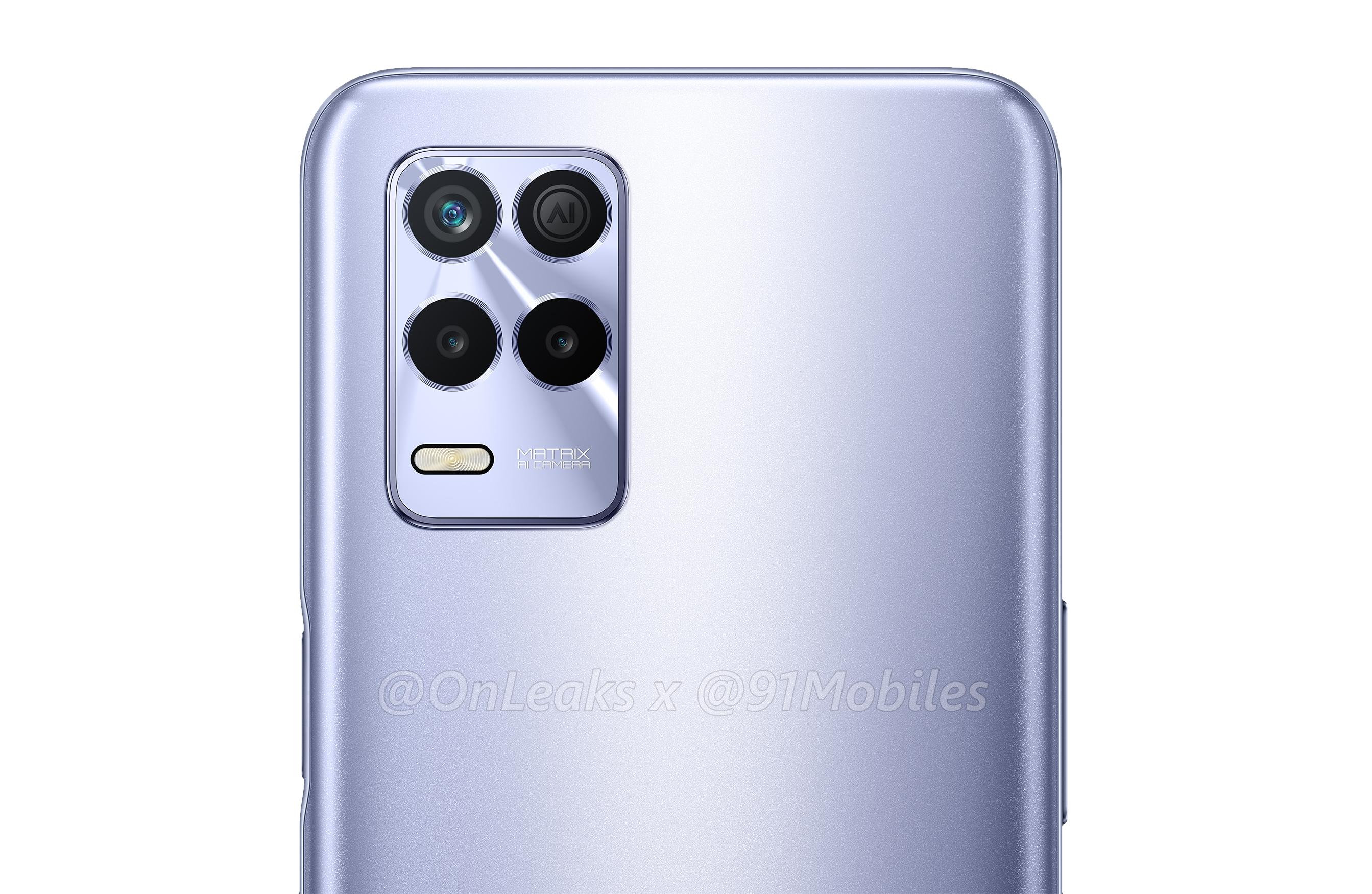 Realme готовит к выходу Realme 8s c экраном на 90 Гц, чипом MediaTek Dimensity 810 и батареей на 5000 мАч