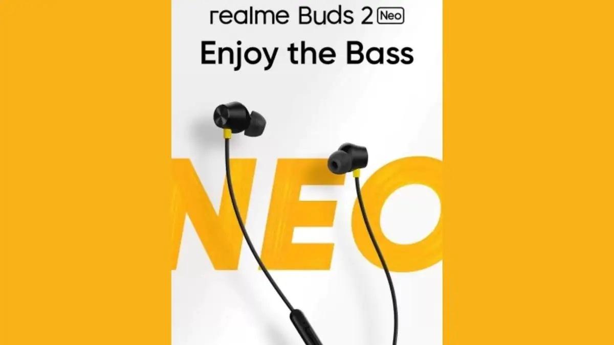 Realme на следующей неделе представит дешевые проводные наушники Buds 2 Neo