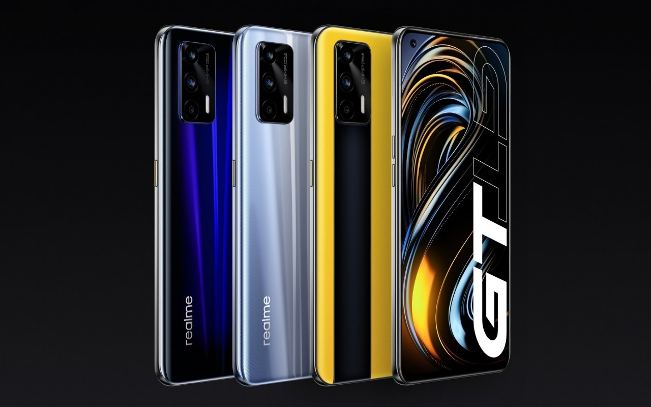Realme GT 5G появился на европейском сайте компании: один из самых дешёвых смартфонов с чипом Snapdragon 888