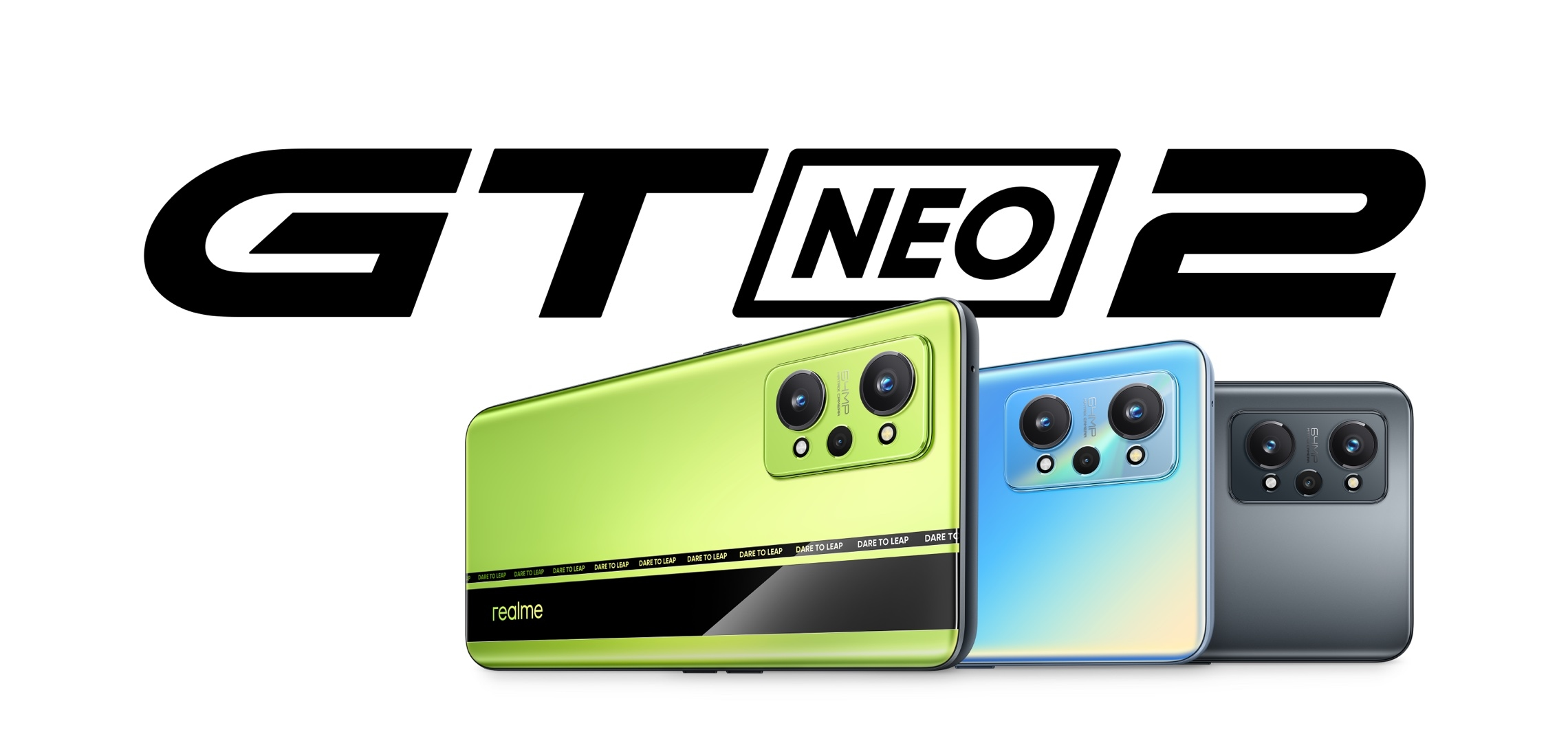 Realme GT Neo 2: чип Snapdragon 870, тройная камера на 64 МП, быстрая зарядка на 65 Вт и ценник от $386