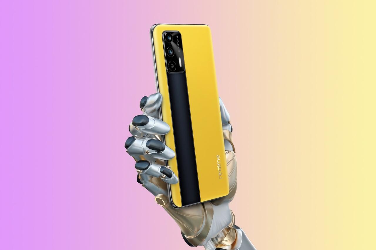 Игровой смартфон Realme GT 5G и бюджетник Realme Narzo 30 5G выходят на европейский рынок