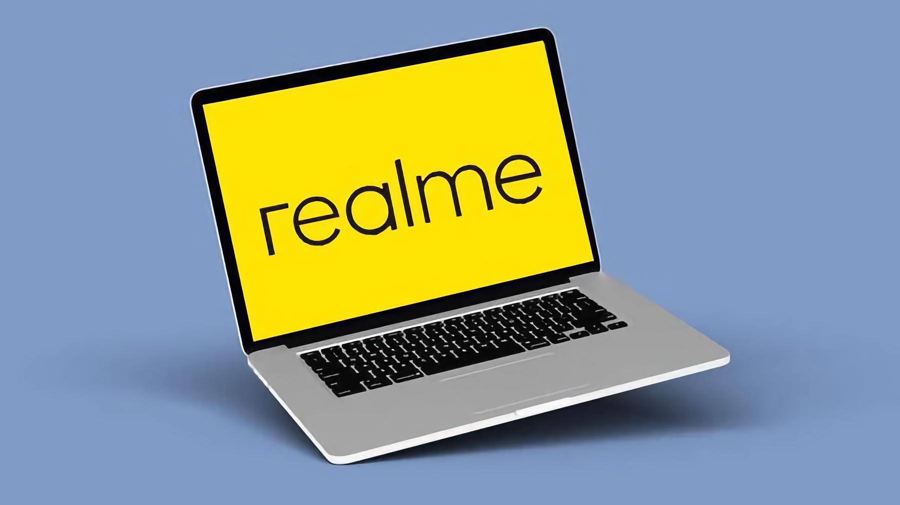 CEO Realme тизерит первый ноутбук компании