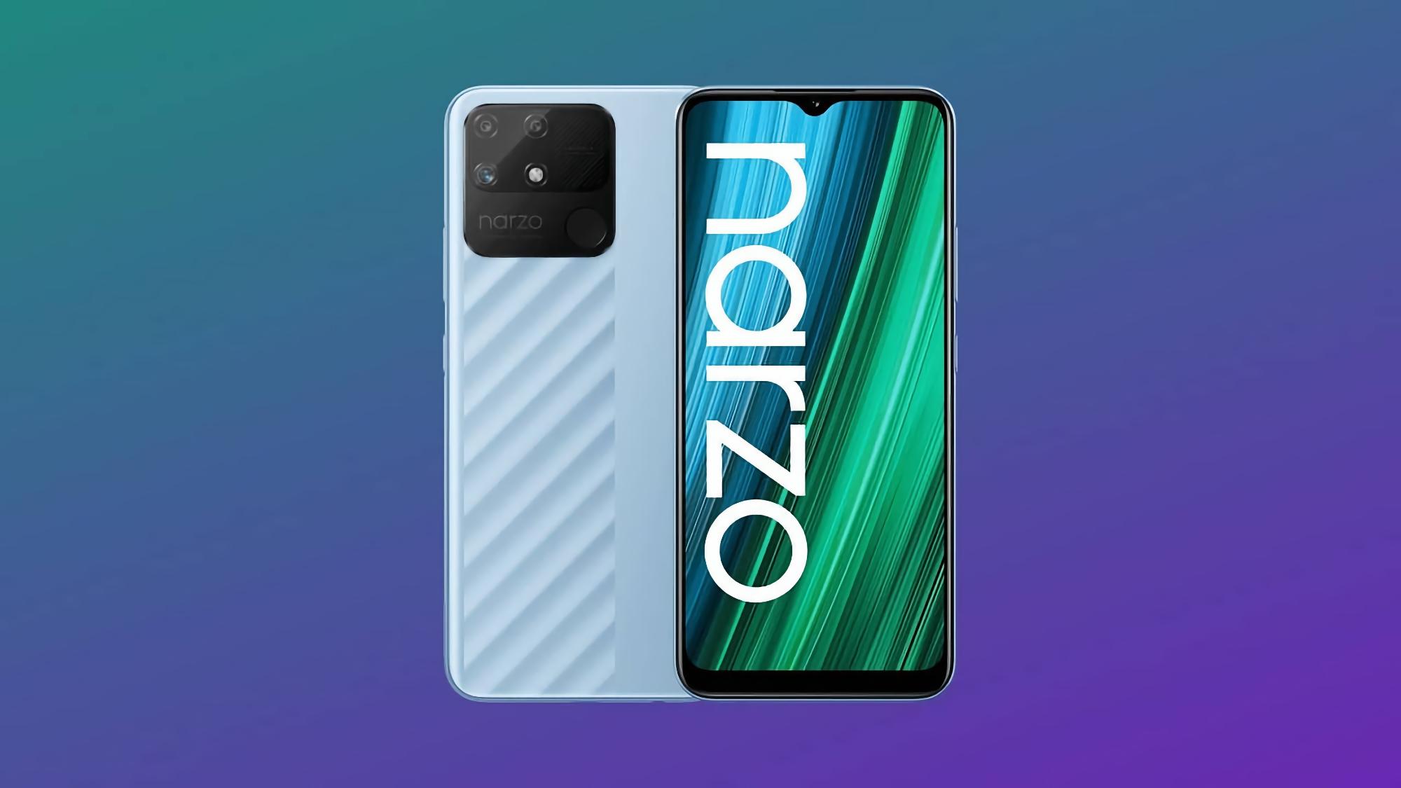 Инсайдер рассказал когда выйдут новые бюджетные смартфоны линейки Realme Narzo 50
