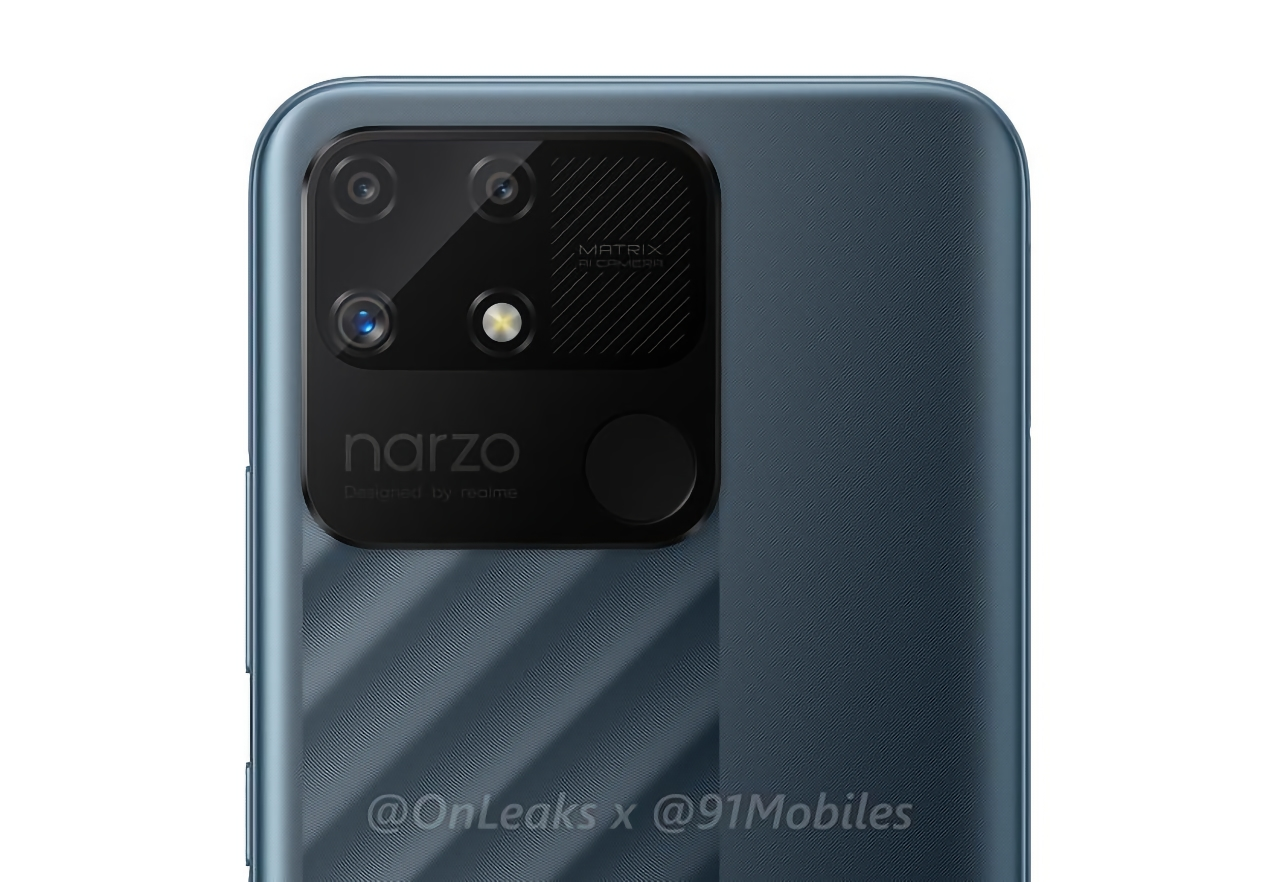 Не только Narzo 50A: Realme готовит к выходу бюджетник Narzo 50i