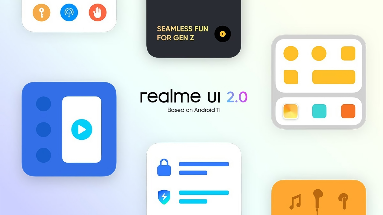 Realme анонсировала программу бета-тестирования Realme UI 2.0 с Android 11 для Realme 7 и Realme X2 Pro