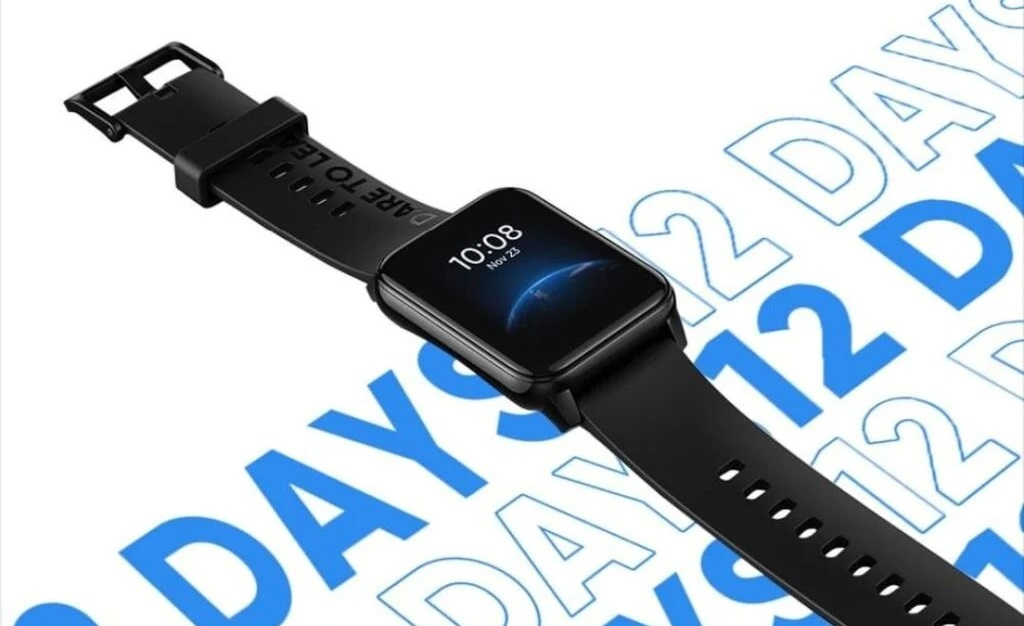 Раскрыты характеристики смарт-часов Realme Watch 2: до 12 дней автономности, пульсоксиметр и 90 спортивных режимов