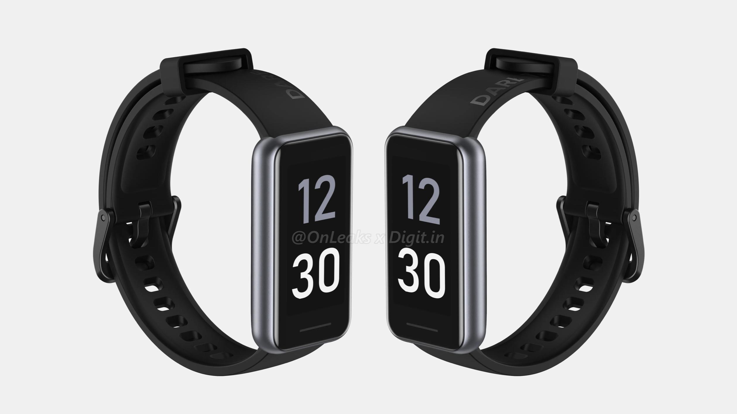 Смарт-браслет Realme Band 2 с экраном на 1.4 дюйма, защитой IP68 и датчиком измерения SpO2 представят уже на этой неделе