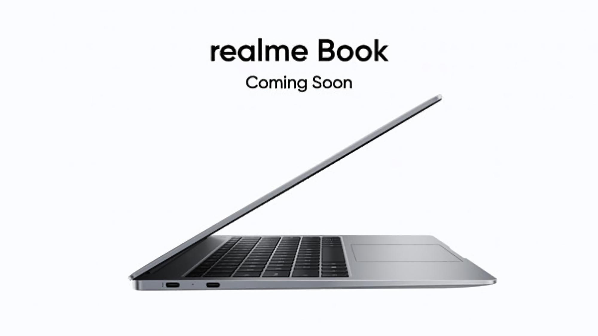 Realme официально подтвердила, что готовит к выходу ноутбук Realme Book и планшет Realme Pad