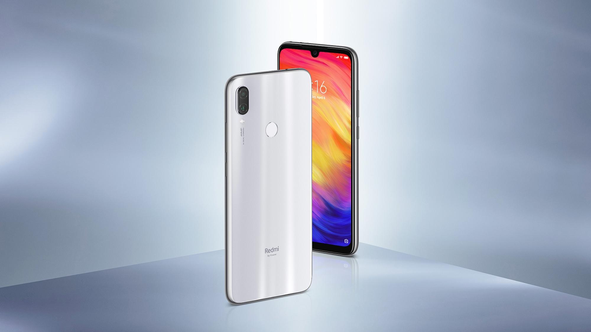 Xiaomi выпустила MIUI 12.5 для Redmi Note 7 на глобальном рынке